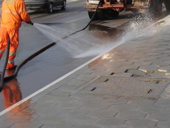 График за миене на улици в Стара Загора на 11 февруари,понеделник