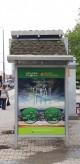 Изградиха Зелена автобусна спирка  в Стара Загора