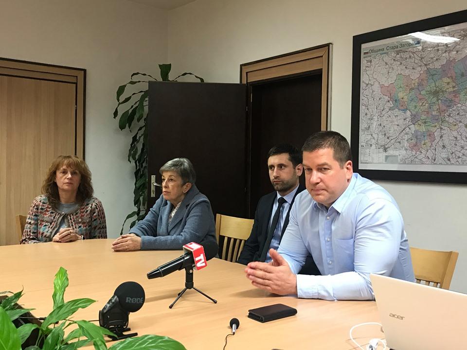 Кметът Живко Тодоров: Към момента няма регистриран болен от COVID-19 старозагорец